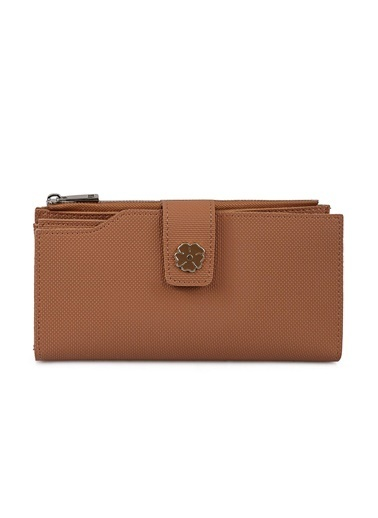 Laura Ashley Clutch / El Çantası Taba